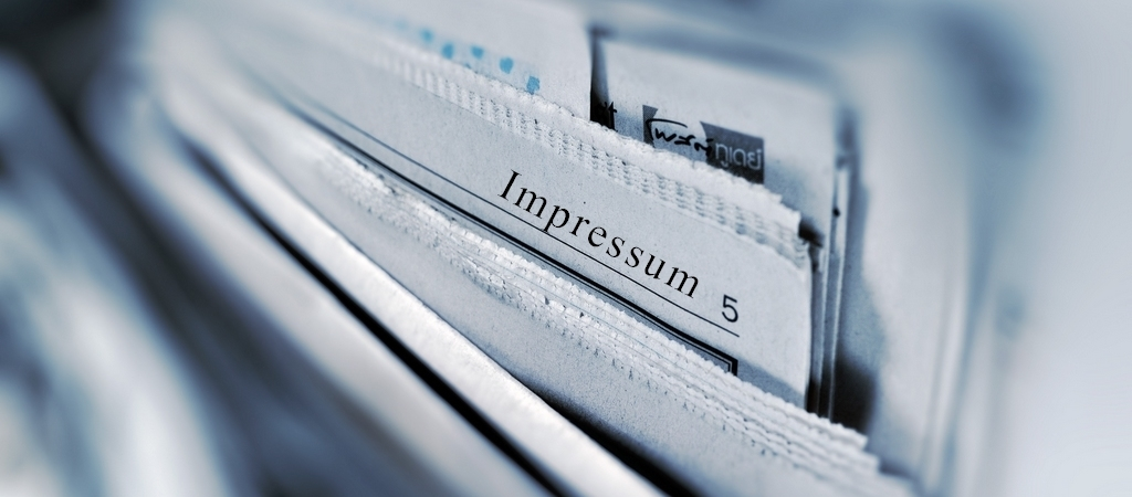 Foto Zeitung Impressum